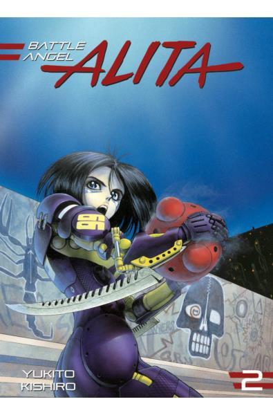 Battle Angel Alita (nowe wydanie) 02