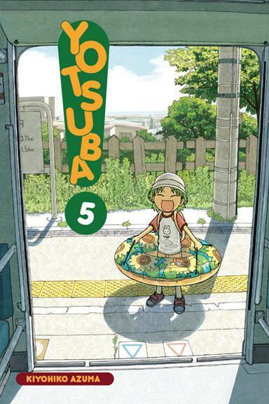 Yotsuba! 05
