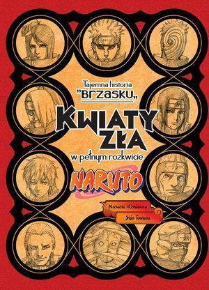 """Naruto Light Novel 06 - Tajemna historia """"Brzasku"""""""