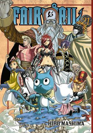 Fairy Tail 21