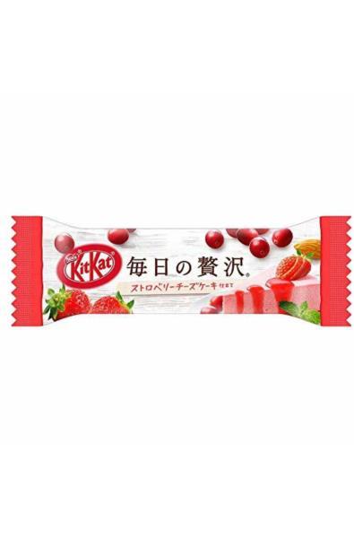 KitKat Daily Luxury - Truskawkowy sernik