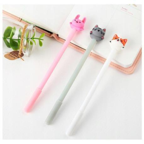 Długopis ze zwierzaczkiem