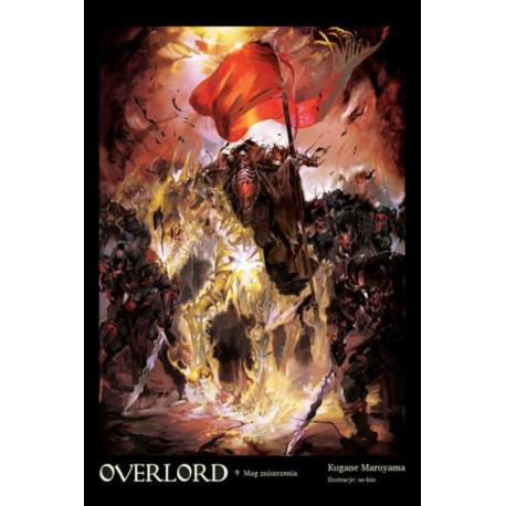 Overlord Light Novel 09