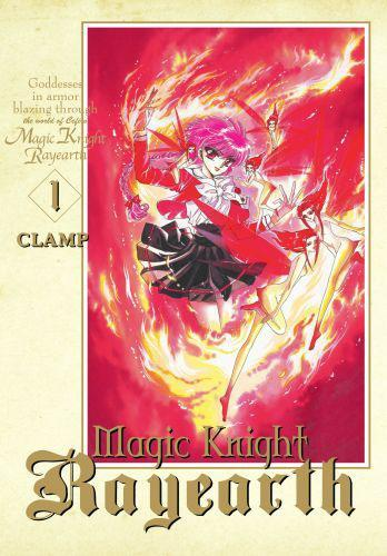 Magic Knight Rayearth 01