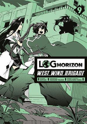 Log Horizon - West Wind Brigade 09