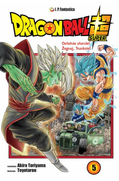Dragon Ball Super 05