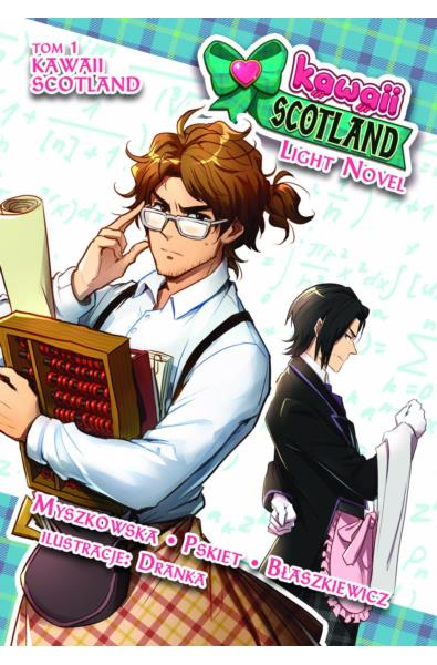 Przedpłata Kawaii Scotland Light Novel tom 1