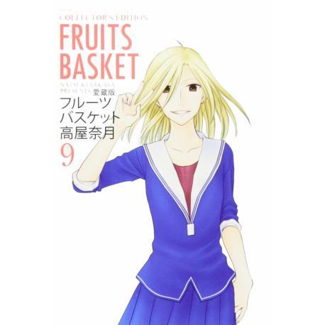 Przedpłata Fruits Basket 9