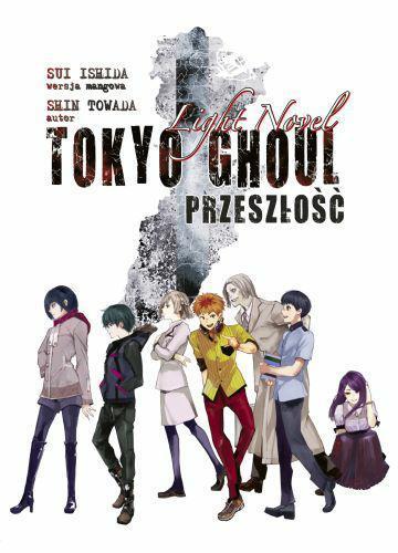 Tokyo Ghoul Przeszłość