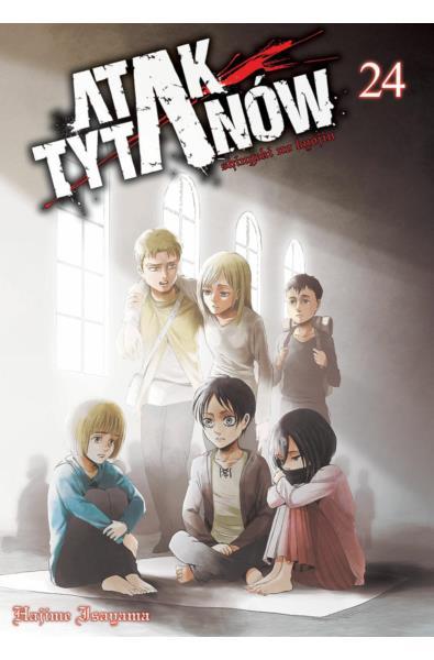 Atak Tytanów 24