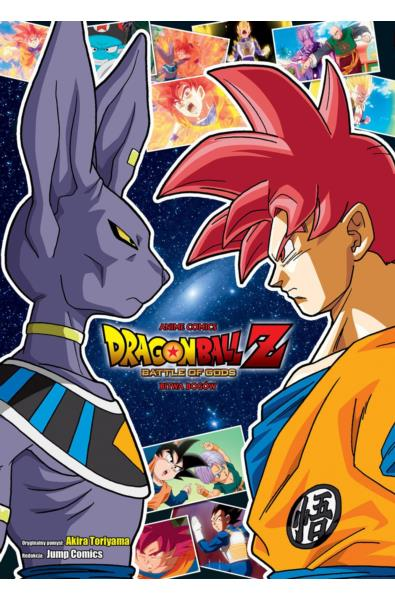 Dragon Ball Z (film 14): Bitwa bogów