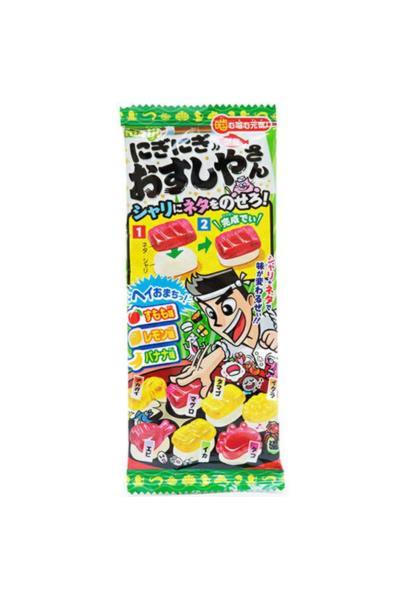 Meiji Nigi Nigi żelki sushi