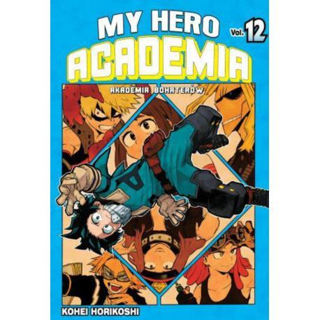 My Hero Academia 12