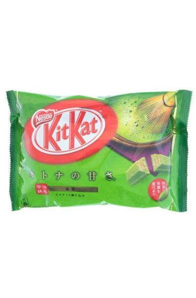 KitKat Otona no Amasa Matcha (paczka)