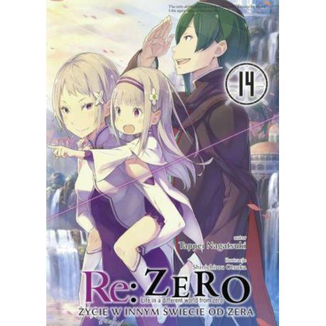 Re: Zero- Życie w innym świecie od zera 14 Light Novel