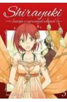 Shirayuki. Śnieżka o czerwonych włosach 05