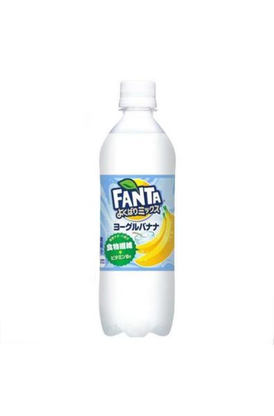 Fanta bananowo-jogurtowa