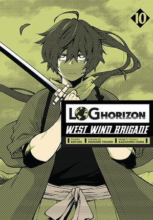 Log Horizon - West Wind Brigade 10