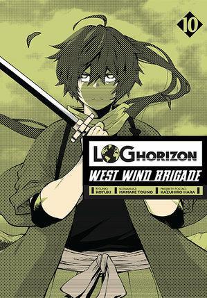 Log Horizon - West Wind Brigade 10