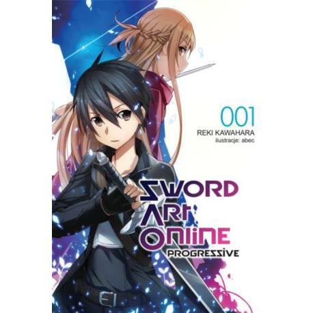 Sword Art Online: Progressive 01