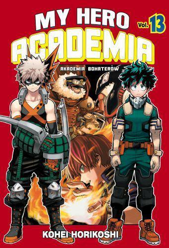 My Hero Academia 13