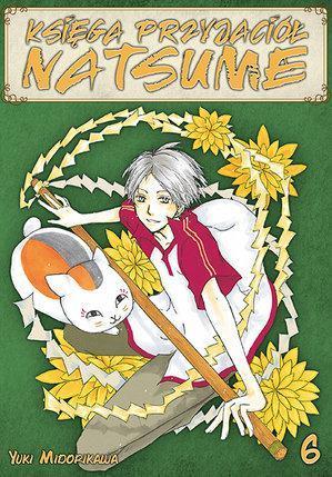 Księga przyjaciół Natsume 06