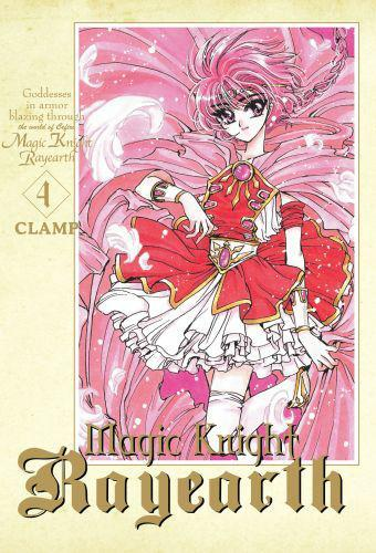 Magic Knight Rayearth 04