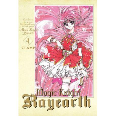 Magic Knight Rayearth 04