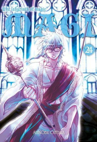 Magi: Labirynth of Magic 24