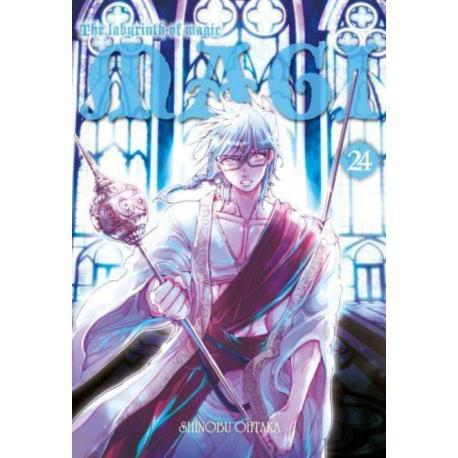 Magi: Labirynth of Magic 24