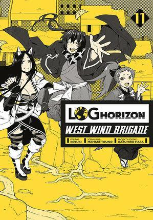Log Horizon - West Wind Brigade 11