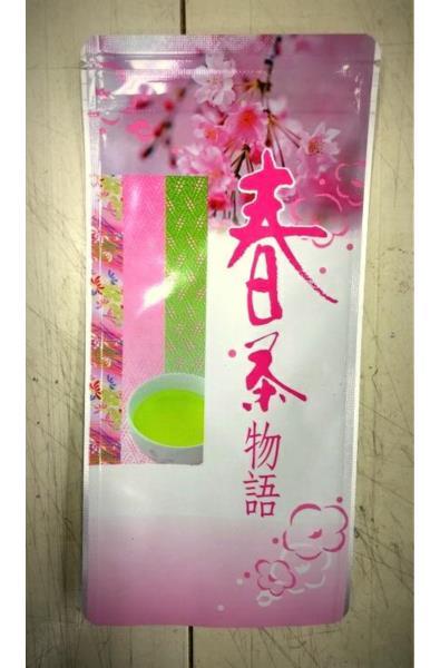 Zielona herbata Sakura iri Sencha