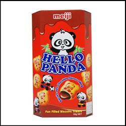 Hello Panda z nadzieniem czekoladowym