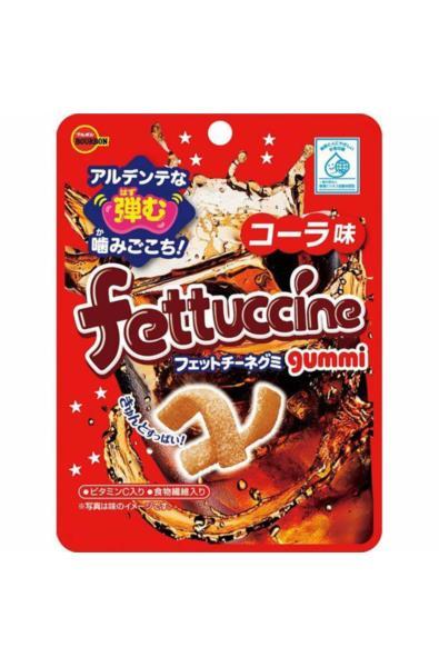 Bourbon żelki Fettuccine o smaku coli