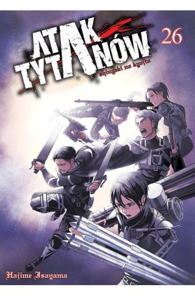 Atak Tytanów 26