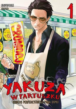 Yakuza w fartuszku. Kodeks perfekcyjnego pana domu 01