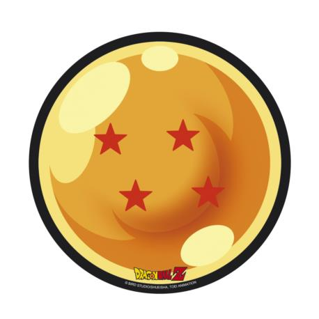 Dragon Ball - podkładka pod mysz DBZ in shape
