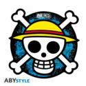 "One Piece - podkładka pod mysz ""Skull"" in shape"