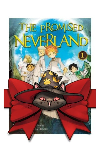 The Promised Neverland 1-5 (pakiet)