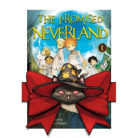 The Promised Neverland 1-5 (pakiet)