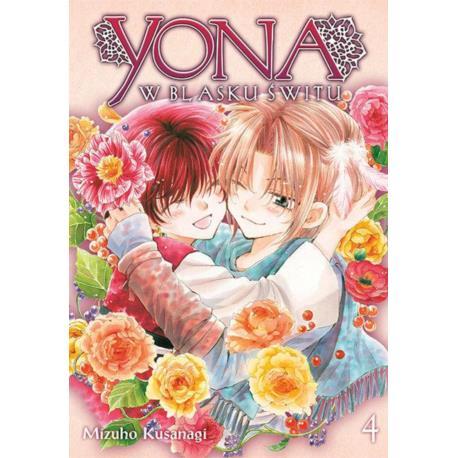 Yona w blasku świtu 04