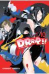 Durarara!! 11 Light Novel