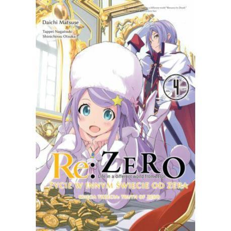 Re: Zero Życie w innym świecie od zera. Księga 3 - Truth of Zero 04