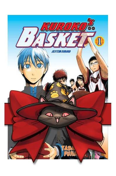 Kuroko's Basket 21-25 (pakiet)