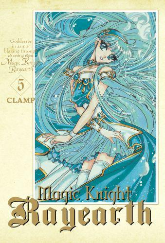 Magic Knight Rayearth 05