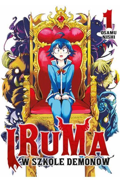 Iruma w szkole demonów 01