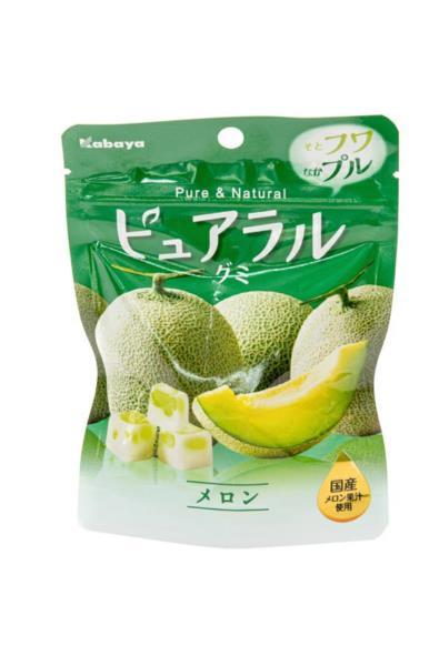 Kabaya żelki melon