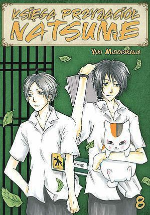 Księga przyjaciół Natsume 08