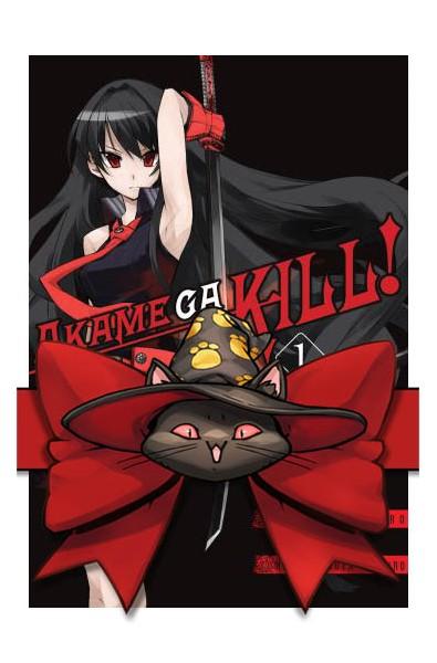 Akame ga kill! 11-15 (pakiet)