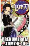 Prenumerata Kimetsu no yaiba tomy 6-10